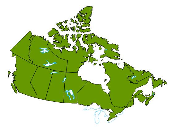 Carte West Canada.Environment And Climate Change Canada Weather And