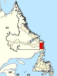 Carte de localisation - Norman Bay à Lodge Bay
