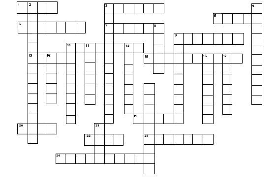 ... Canada - Weather and Meteorology - Sky Watchers Crossword Puzzle