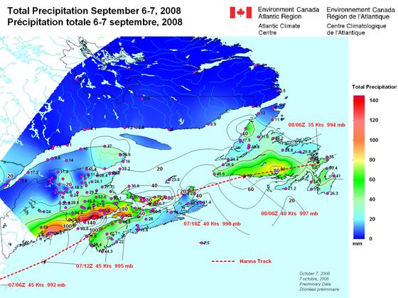 Edward Island Canada Weather